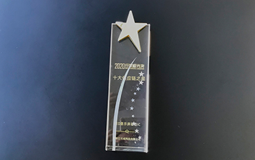 2020 PRIX AURORA AWARDS-STAR OF SUPPLY CHAIN TOP 10